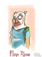 Finn The Human by GuilleJoK