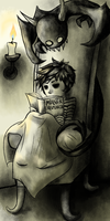 Whatcha Reading? by DreaminInsomniac