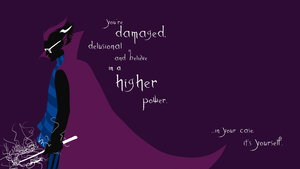 Damaged and delusional by Yksittainen