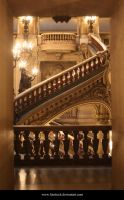 Paris Opera House2 by faestock
