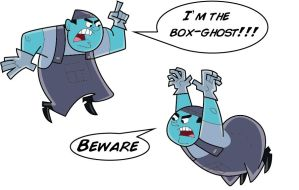 I'm The Box-Ghost by Andie200