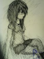 Sketched by cat2198