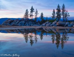Sand Harbor Sunset150525-36 by MartinGollery