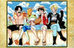 One Piece - Cheers by kentaropjj