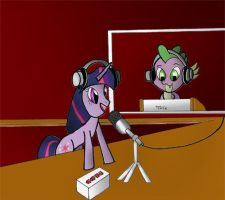I'm Listening by Trurotaketwo