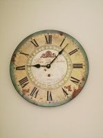 Wall Clock 04 by Elaweasel