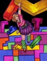 Tetris by OptimisticPessimist7