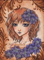 31 ACEO - Vintage by Michaela9