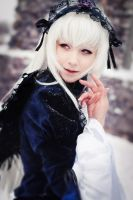 Rozen Maiden by mercurygin
