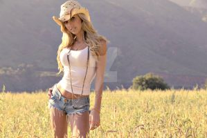 country girl II. by iSpyAlly