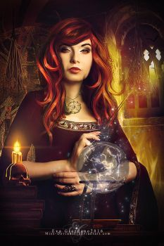 Witches Spell by Miss-deviantE