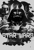 Star Wars Poster by borsukart