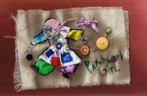 Patchwork Girl for My2k by Isaia
