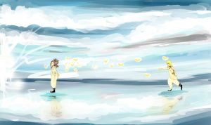 MAGI - Thank You by Baby-xion
