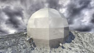 GLASSY DOME - Pong173 by Topas2012
