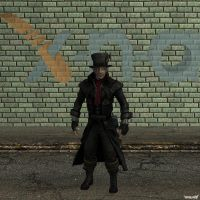 XNA Mad Hatter by X-N-A