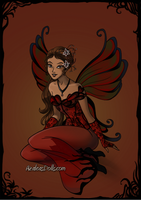 Cinnamon the Fairy by PiccoloFreakNamick