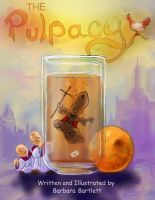 The Pulpacy - Front Cover by BartBar