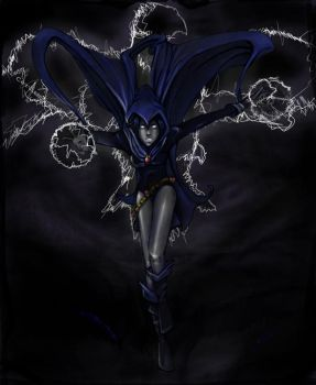 :Raven: by CeruleanRaven