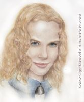 Nicole Kidman by vegetanivel2