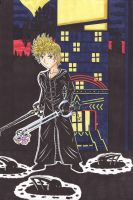 Roxas-The world that never was by Yugoku-chan