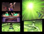 Earthbound pgs. 05 and 06 by Fernosaur