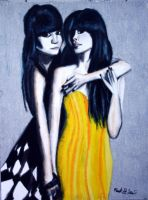 The Veronicas by mystic-fae