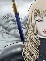 Claymore Anastasia V2 by ileveria