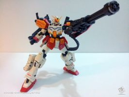 Heavyarms Gundam EW 14 by B-Werx