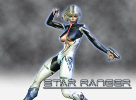 Star Ranger: Sci-Fi Sexy by shaft73
