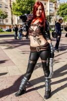 Katarina from League Of Legends by Hieichy