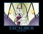 Excalibur by deathgirl88