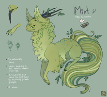 Mint Ref by LunarEden
