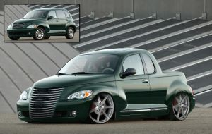 PT Cruiser by caingoe