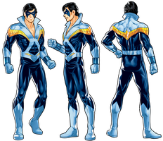Nightwing First Appearance by SavarkDicupe