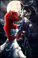 .:Be my Valentine:. by WhiteSpiritWolf