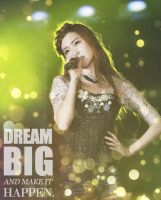 Dream Big and Make it Happen (Jessica SNSD) by GraPHriX