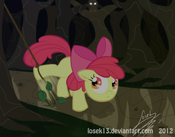 Trappy Forest by Losek13