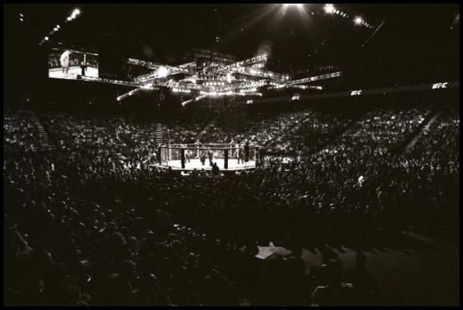 UFC 85 by JamesBardolph