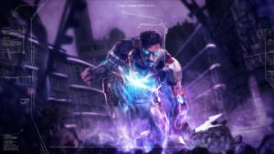 Wallpaper ~ Iron Man. by Mackaged