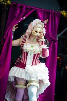 Cheshire cat by Elsa-Cosplay