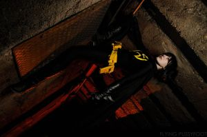 A Knight Alone [Batgirl III: Cassandra Cain] by ChaiLatte04