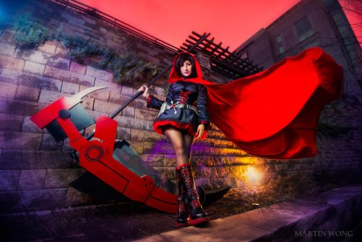 Red Like Roses Fills My Dreams by Sasha-Dee