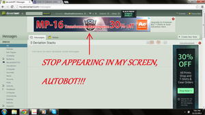 Autobot ranting by ShadowXveronica