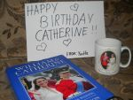Happy Birthday, Catherine Middleton by mergyzoom