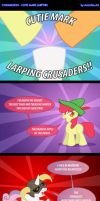 COM - C.M. Larping Crusaders (COMIC) by AniRichie-Art