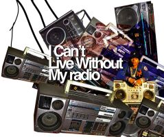 Cant live without my radio II by blackout