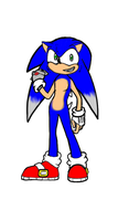 Sonic the Hedgehog by kid45buu2
