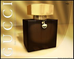 Gucci Perfume by Romantic-man