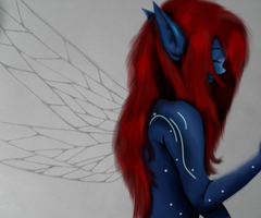 Fairy WIP by kigents
